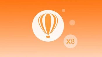023 - Corel Draw Graphic Suite X8 - Intermediário